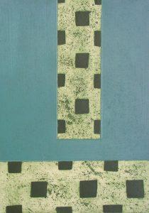 Three Castles III: fine art print by Stephen Vaughan