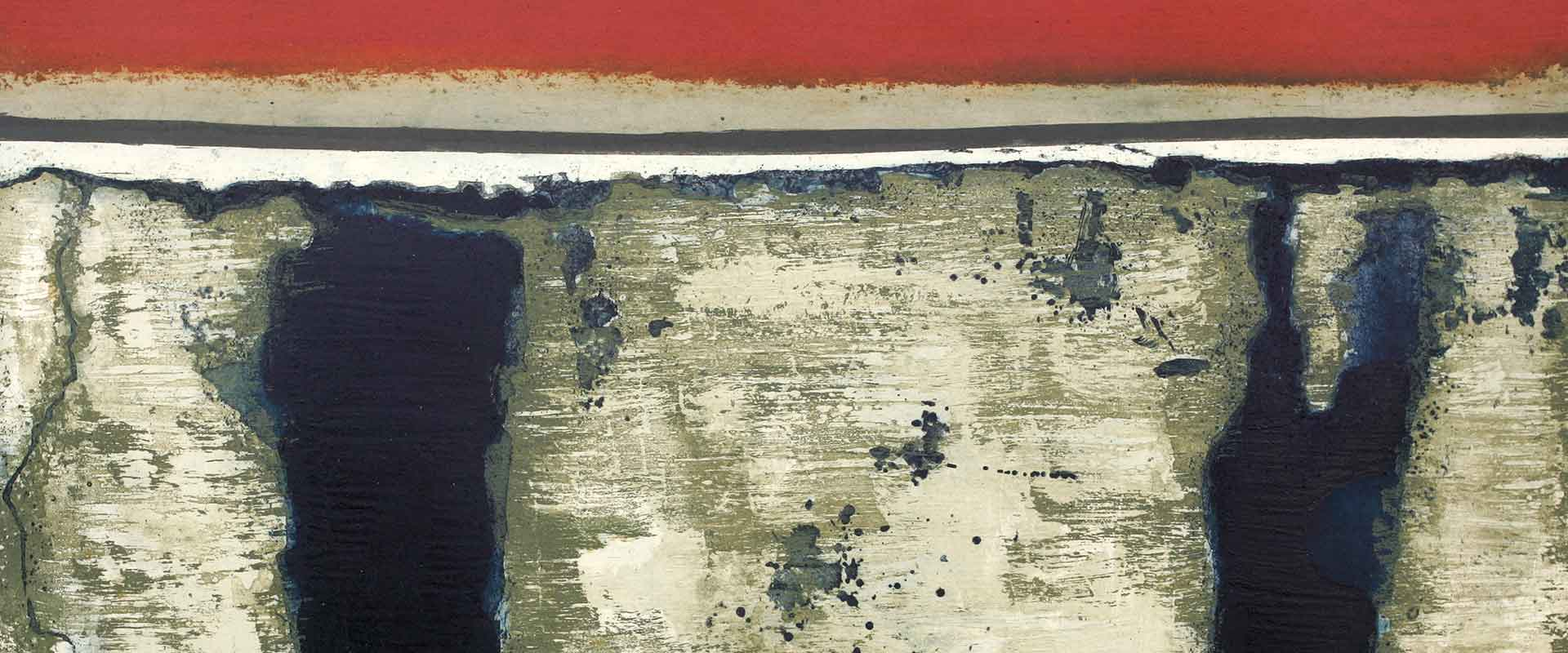 Detail of Delta fine art print by Stephen Vaughan