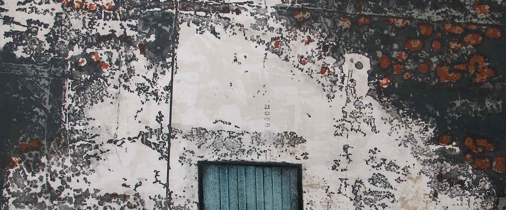 Pesah detail of fine art print