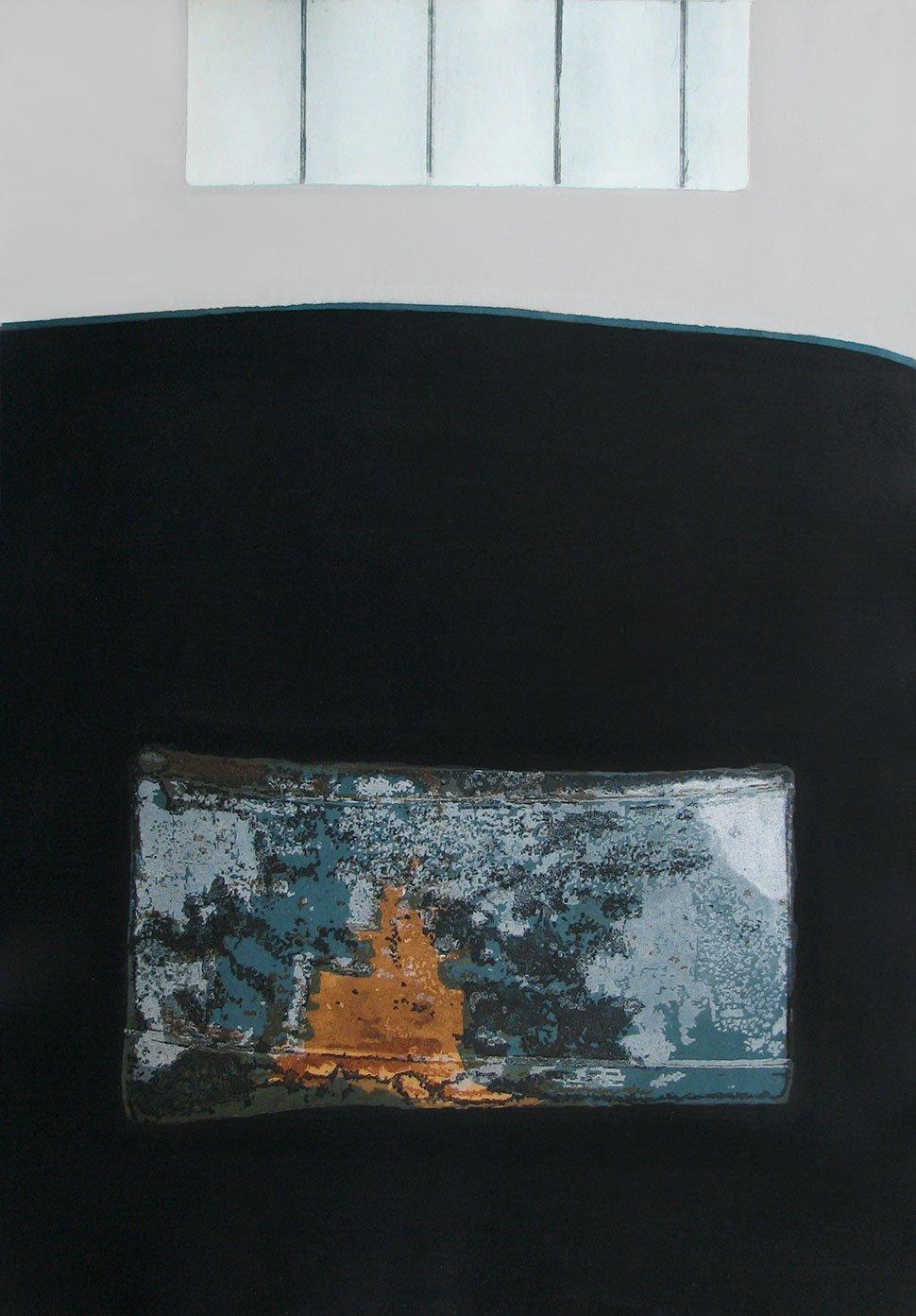 Cache: fine art print by Stephen Vaughan