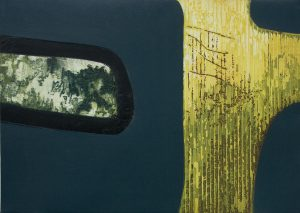 La Primavera: print by Stephen Vaughan