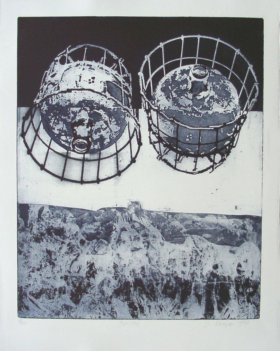 Bacchus: fine art print by Stephen Vaughan