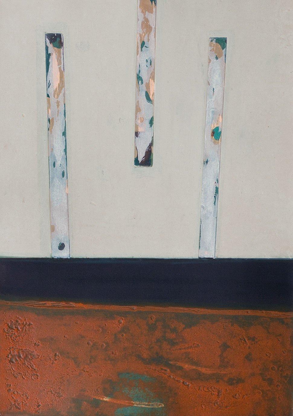 Bog Road: fine art print by Stephen Vaughan