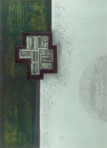 Newgrange: fine art print by Stephen Vaughan
