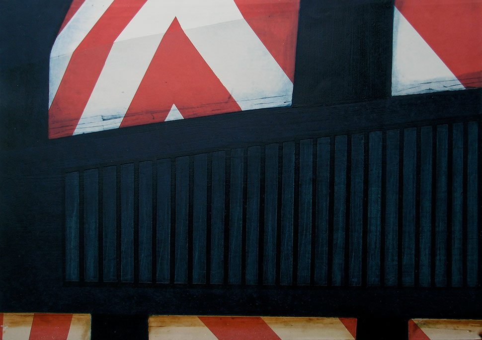 Paxman: fine art print by Stephen Vaughan