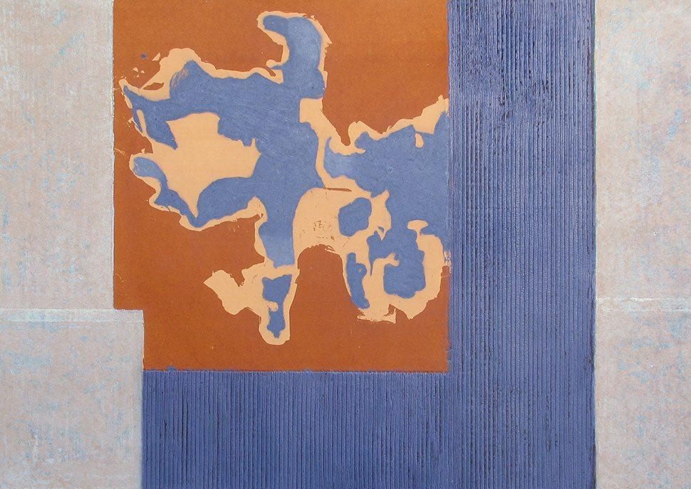 South: fine art print by Stephen Vaughan