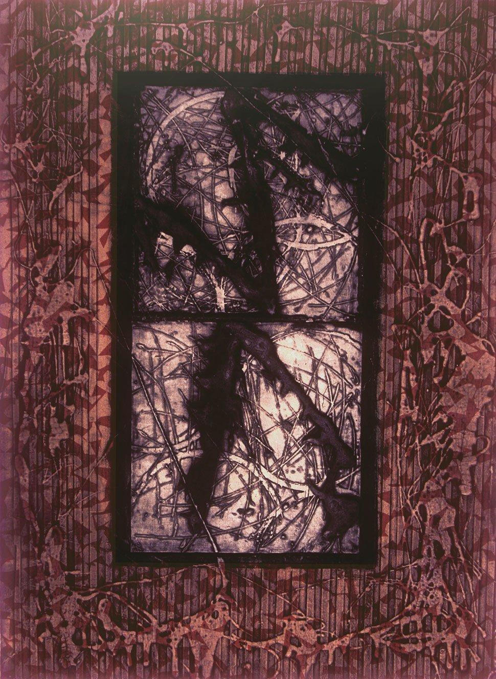 Sylvan: fine art print by Stephen Vaughan