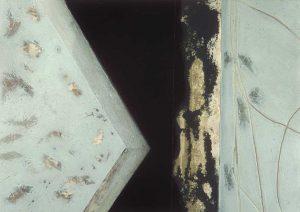 Raddizha: collograph and carborundum by Stephen Vaughan