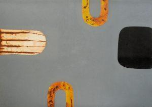 Chase intaglio etching carborundum print stephen vaughan
