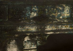 Archive etching carborundum Stephen Vaughan